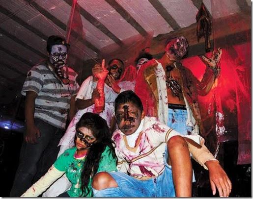 Halloween en El Alto