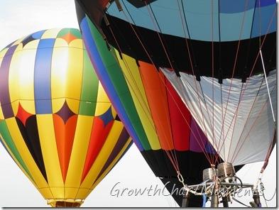 I do love hot air balloons!