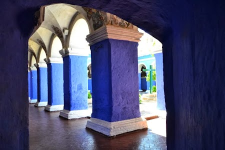 Imagini Peru: Santa Catalina Arequipa