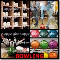 BOWLING- 4 Pics 1 Word Answers 3 Letters