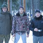 Поход на Красноярские столбы