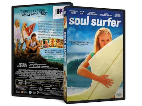 SOUL SURFER [ Video DVD ] – Una historia real de superación personal, férrea voluntad y firmes creencias, que convirtieron una tragedia en inspiración