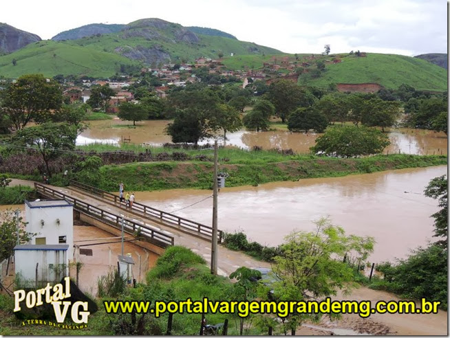 enchente chega em vargem grande portal vargem grande mg  (16)