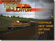 Gioco PC gratis dove guidare il treno a destinazione entro il tempo limite: Freight Train Simulator