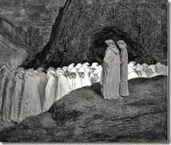 Les hypocrites - Dante -