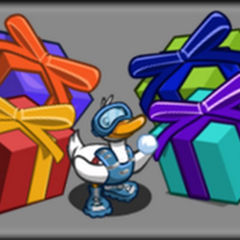 Santa Mystery Box Contents