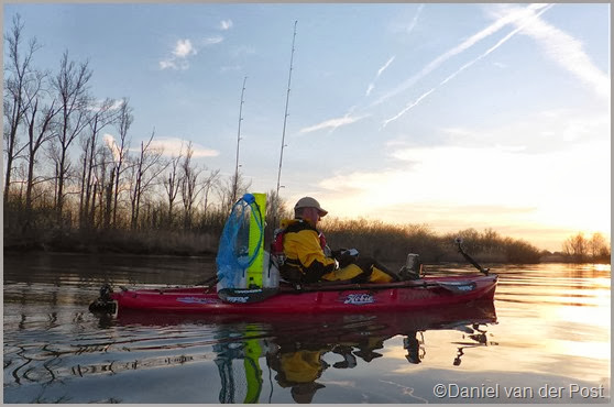 Saltwater kayak fisherman march 2014 for Freshwater kayak fishing