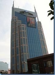 9491 Nashville, Tennessee - Discover Nashville Tour - downtown Nashville - at&t 'batman' building