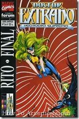 P00005 - Doctor Extraño  Rito Final #5