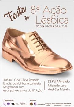 Festa Ação Lesbica Brasilia
