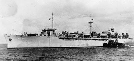 SS Ernie Pyle 1