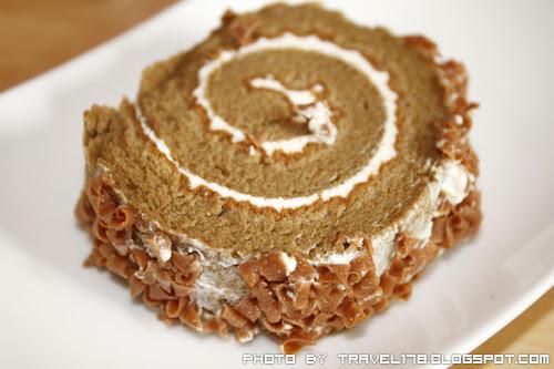 東海芙蘿拉美味廚房-咖啡蛋糕