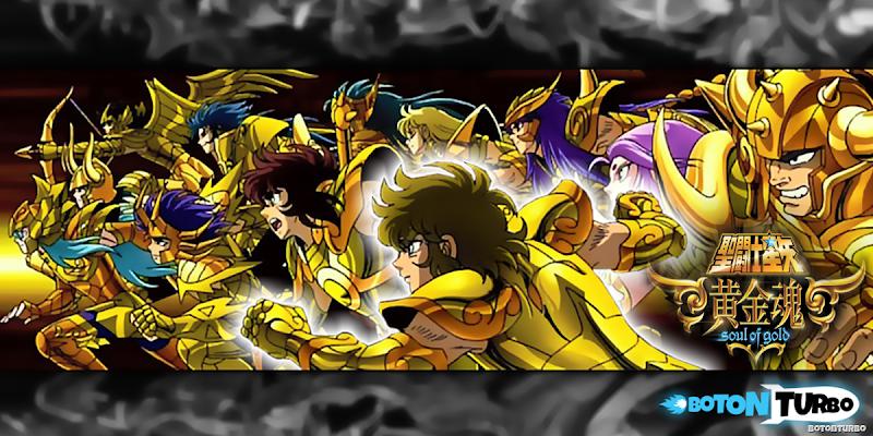 'Saint Seiya Soul of Gold' el Nuevo Anime de Saint Seiya + teaser trailer!