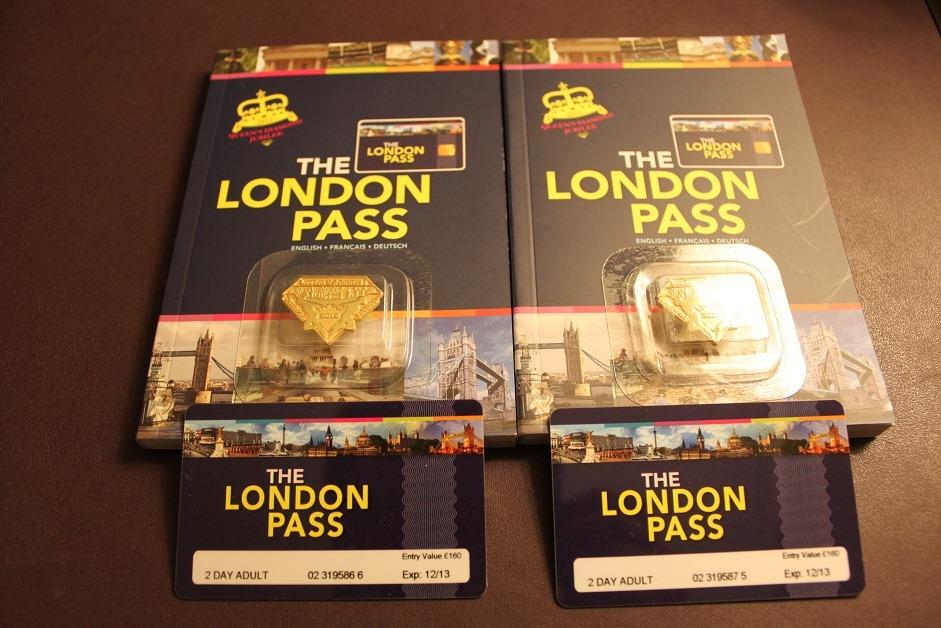 倫敦通行證(London Pass)