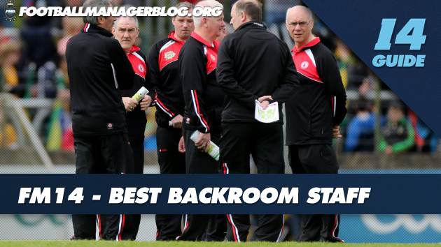 Best Backroom Staff FM14