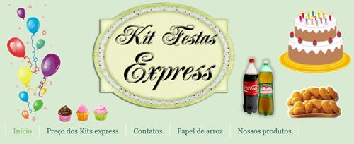 Kit festas express