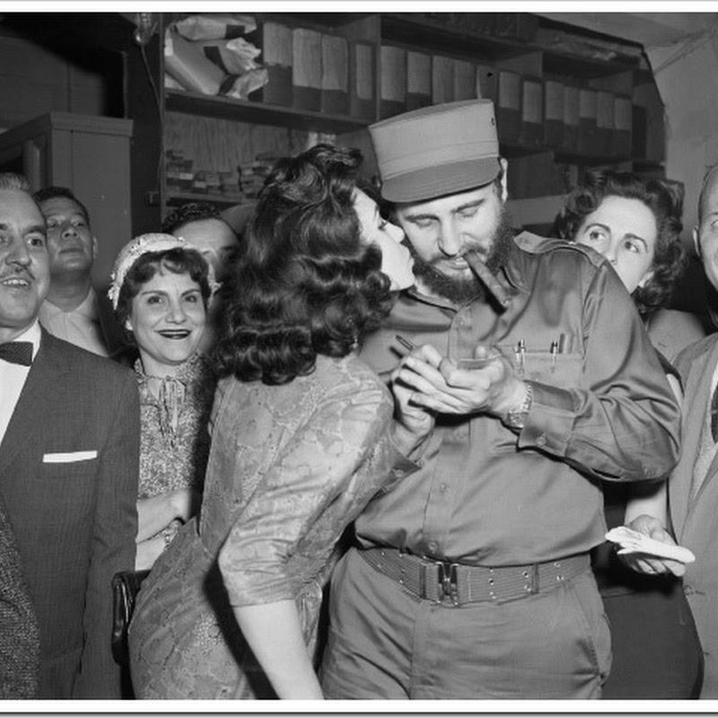 As aventuras de Fidel Castro em Nova York