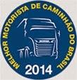 melhor motorista de caminhao do brasil 2014