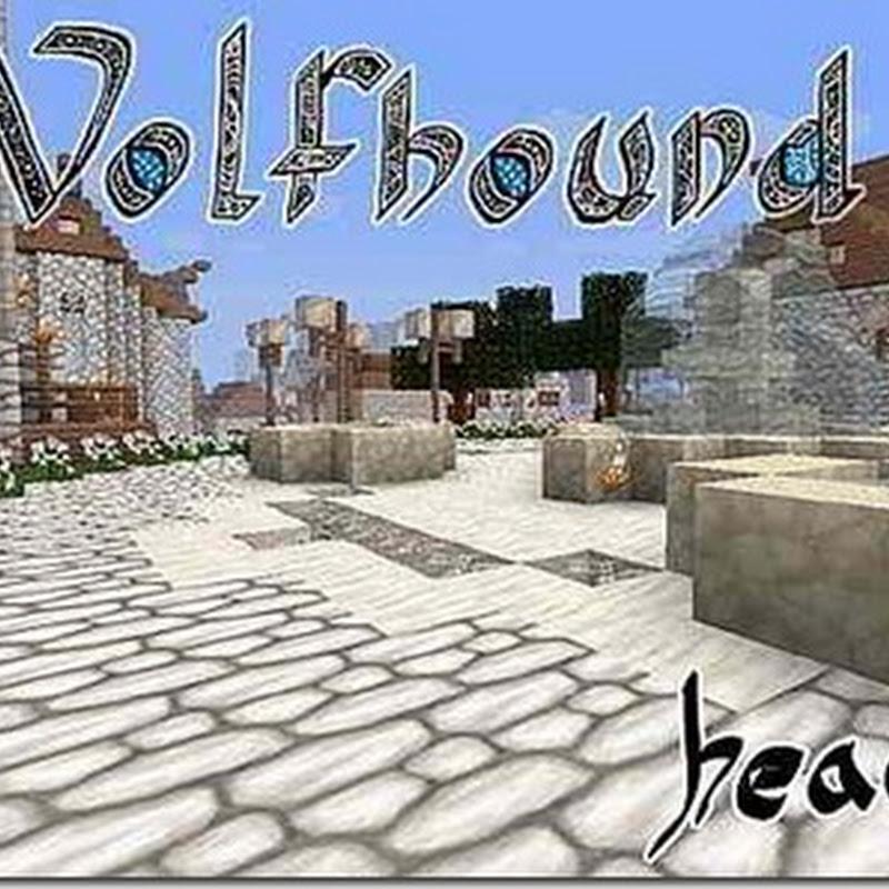 Minecraft 1.2.5 - Wolfhound Heavenly Texture pack