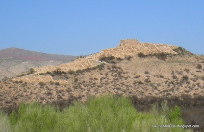 Tuzigoot from the Verde floodplain
