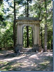 6843 Quebec - Gatineau Park - Mackenzie King Estate - L'Arc de Triomphe