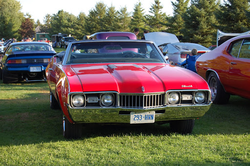 '68 Oldsmobile Cutlass Supreme