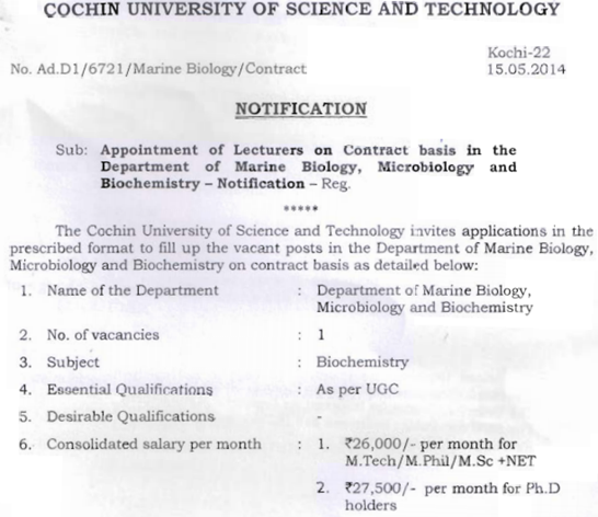 Marine Biology essay writer