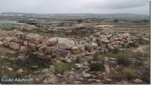 El Oral - San Fulgencio - Torre
