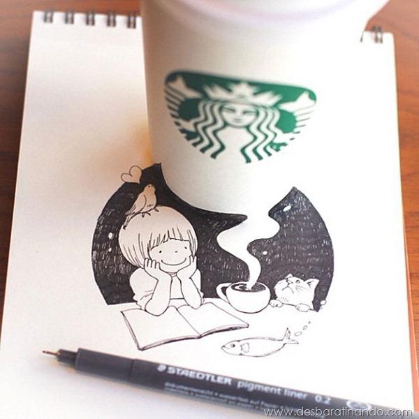 desenhando-copos-3D-starbucks-cups-3d-drawings-tomoko-shintani-desbaratinando (1)