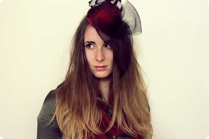 ombre hair hat 6