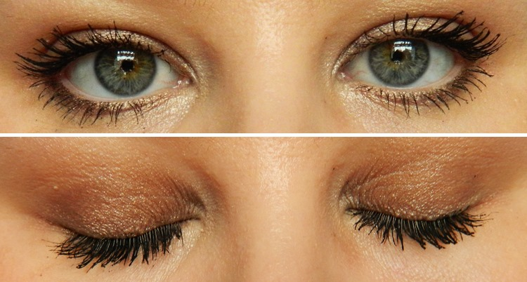 Eye Makeup Bronze Summer