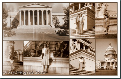 honeymoom collage