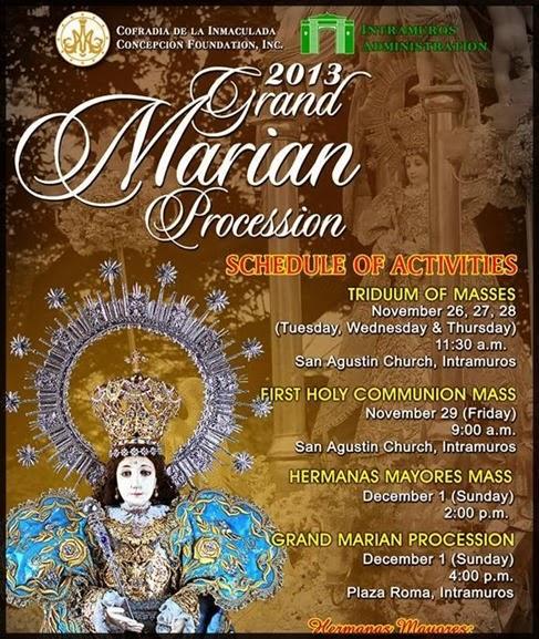 Grand Marian Procession