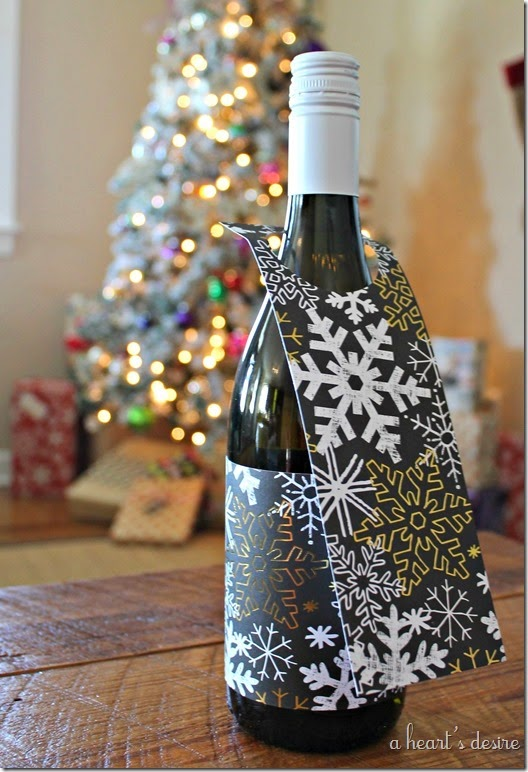 Wine Wrapping
