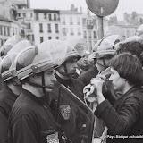 1984: Bayonne, manifestation contre les expulsions