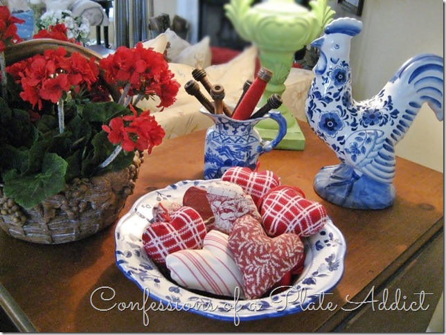 CONFESSIONS OF A PLATE ADDICT Valentine Vignettes