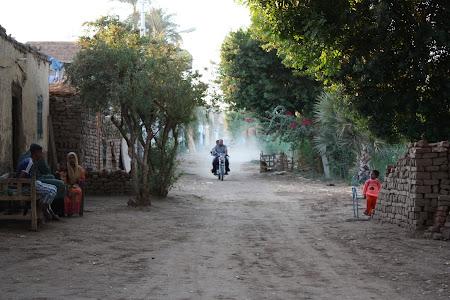 Viata de zi cu zi in Egipt