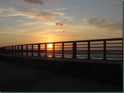 Sebastian Beach Inlet pier