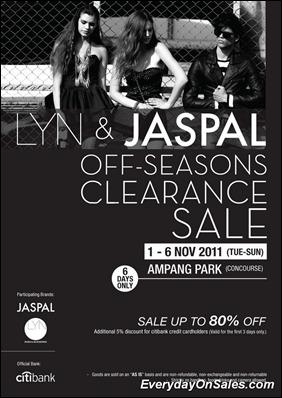 Lyn-n-Jaspal-Off-Season-Clearance-Sales-2011-EverydayOnSales-Warehouse-Sale-Promotion-Deal-Discount