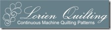 Lorien Quilting Logo Outlines