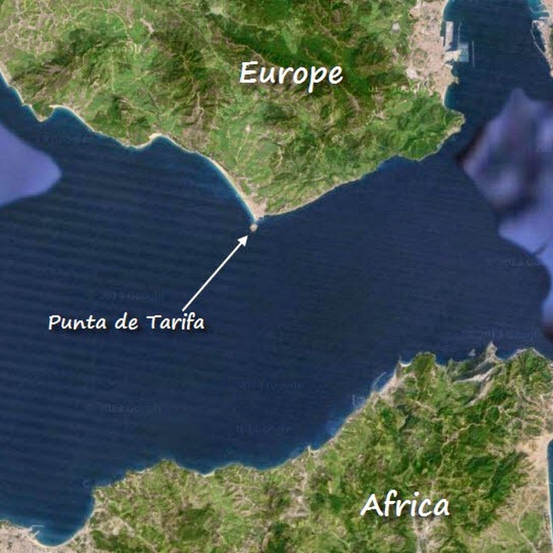 Punta de Tarifa: The Southernmost Point of Continental Europe