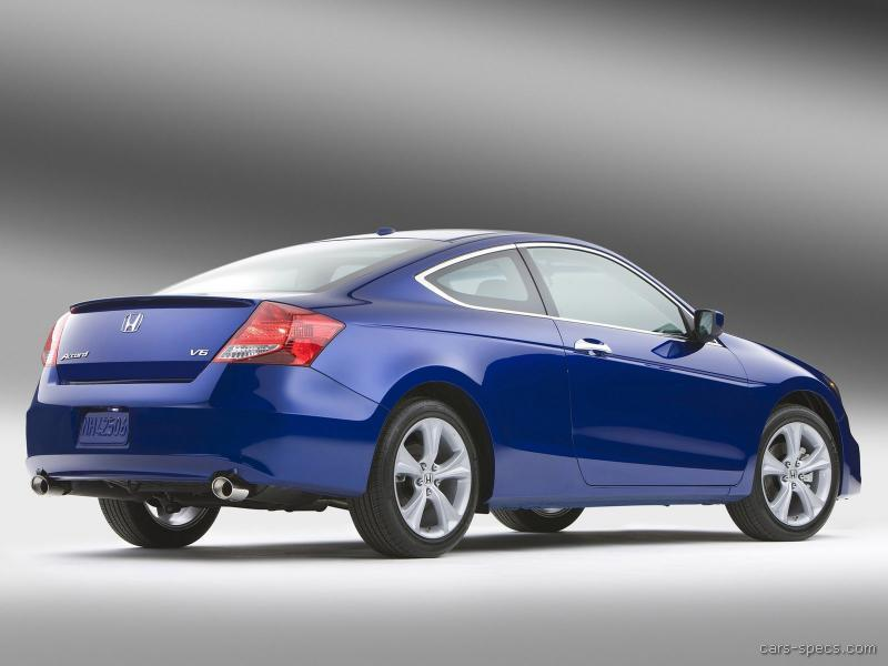 2008 honda accord coupe specifications pictures prices for Honda accord base model