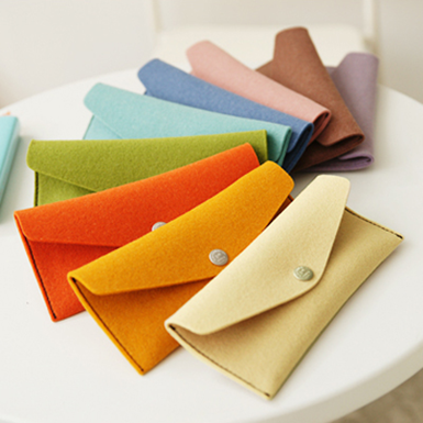 envelopes de feltro