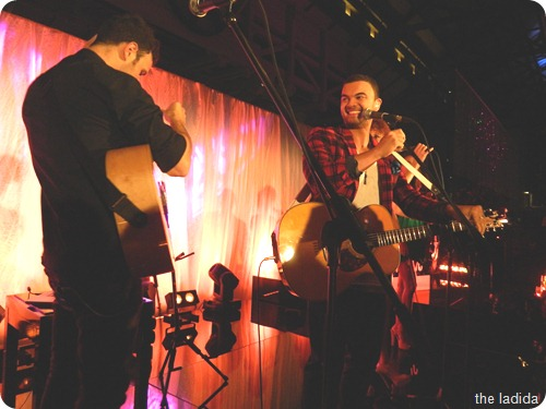 THE ICONIC - First Birthday Party - October 11 2012 - Guy Sebastian (2)