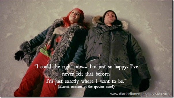 eternal sunshine of the spotless mind i could die right now