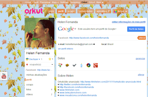 orkut atual