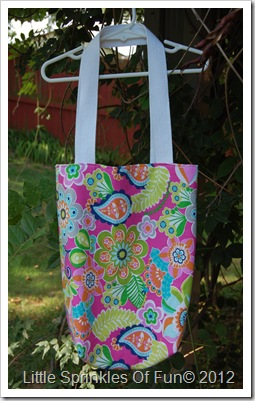 Tote for Kids
