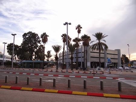 Autobuze la aeroportul Tel Aviv