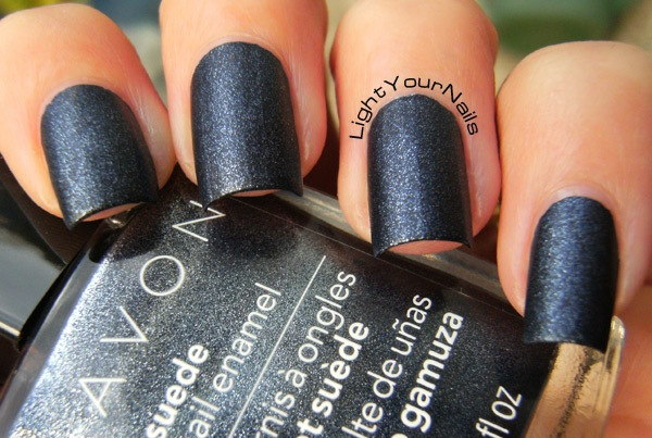 Avon suede Blue Royale