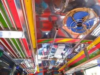 bus de Kanchanaburi a Erawan